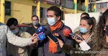 """VIDEO – """"Caradura, mentiroso"""": increpan a Briones durante campaña en Valparaíso - El Dínamo"""