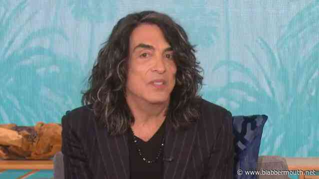 PAUL STANLEY: 'The Story Of KISS Really Is A Story Of A Friendship Between Two People'