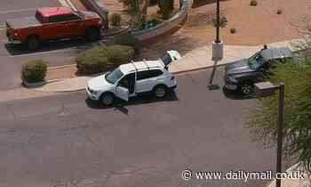 Nine hospitalized after random drive-by shooting spree near Phoenix