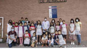 El colegio Cervantes de Santa Cruz de Mudela se alza con el premio 'Funny Food Project' de la AECC - Lanza Digital - Lanza Digital