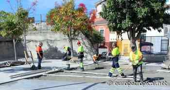 El colegio Garvayo Dinelli renovará su patio con fondos del PFEA 2020 - Europatropical