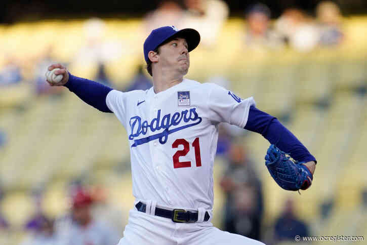 Dodgers' Walker Buehler having successful season without usual pile of strikeouts