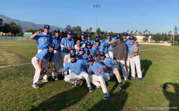 La Habra baseball trying to finish dominant playoff run with CIF championship