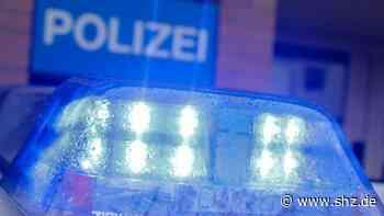 Zeugen gesucht: Flensburg: Lkw fährt beim Wenden gegen Pkw – Fahrer gesucht   shz.de - shz.de