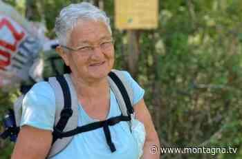Nonna Giuliana, in cammino da Gubbio a Roma in difesa delle donne - Montagna.tv