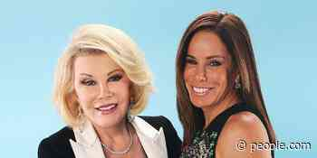 Melissa Rivers Says Late Mom Joan Once Told Her to Dress 'Sluttier' - 'Enjoy it While You're Young' - PEOPLE