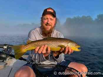 Trifecta of Ozarks Trout Rivers - The Herald