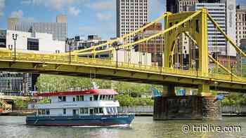 Cruise Pittsburgh's waters on the Rivers of Steel's Explorer - TribLIVE