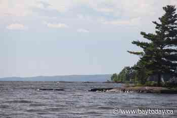 Low water advisory issued for area lakes and rivers - BayToday.ca