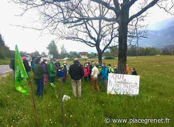 Pontcharra : des terres agricoles au cœur d'une bataille entre habitants, militants et élus locaux - Place Gre'net