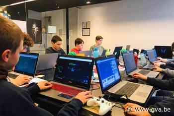 Op gaming-kamp dankzij Grabbelpas (Mol) - Gazet van Antwerpen