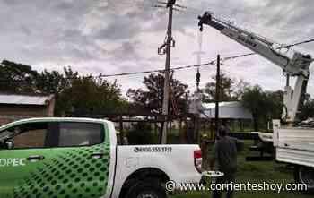 Este viernes habrá cortes de energía en Mercedes y Virasoro - CorrientesHoy.com