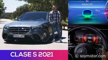 Mercedes Clase S 2021 - Los secretos que nadie te ha contado   Coches SoyMotor.com - SoyMotor.com
