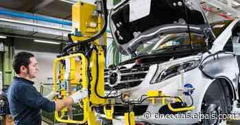 Mercedes-Benz para una semana la fábrica de Vitoria por la falta de chips - Cinco Días