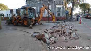 Más obras en Mercedes - Interior - CorrientesHoy.com