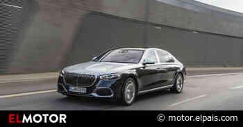 Maybach, la alternativa de Mercedes a Rolls-Royce y Bentley   Actualidad - EL MOTOR