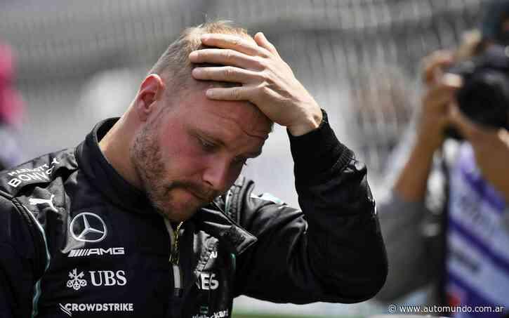 Mercedes ya le habría bajado el pulgar a Valtteri Bottas - Noticias de Fórmula 1 en Automundo