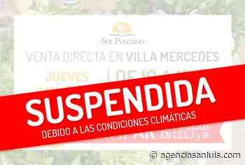 Suspenden la venta directa de Sol Puntano en Villa Mercedes - Agencia de Noticias San Luis