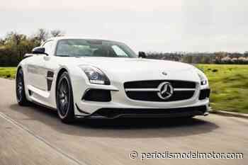 A la venta un Mercedes-Benz SLS AMG Black Series con solo 282 kilómetros - Periodismo del Motor