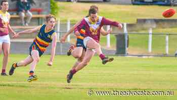 Eagles need solid win to head of East Ulverstone challenge - The Advocate
