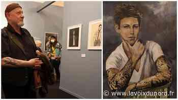 À Douai, l'essence de Rimbaud saisie par un autre poète, CharlÉlie Couture - La Voix du Nord