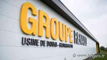 Renault cède une partie de son site de Douai - Le Figaro