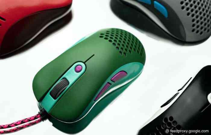 Diana professional gaming mouse hits Kickstarter
