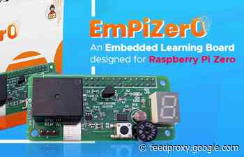 Learn to code with the EmPiZero from $9
