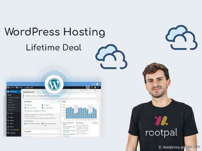 Save 94% on the Rootpal WordPress Hosting Startup Plan Lifetime Subscription