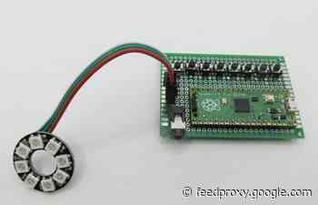 Raspberry Pi synthesizer project