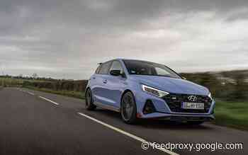 2021 Hyundai i20 N goes on sale in the UK for £24,995