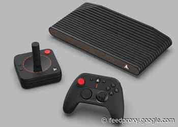 Atari VCS console retail release finally happens