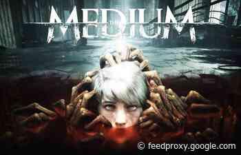The Medium PlayStation 5 game arrives September 3rd