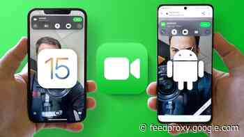 How to use FaceTime on Android with iOS 15