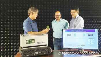 Samsung and the UCSB demonstrate 6G