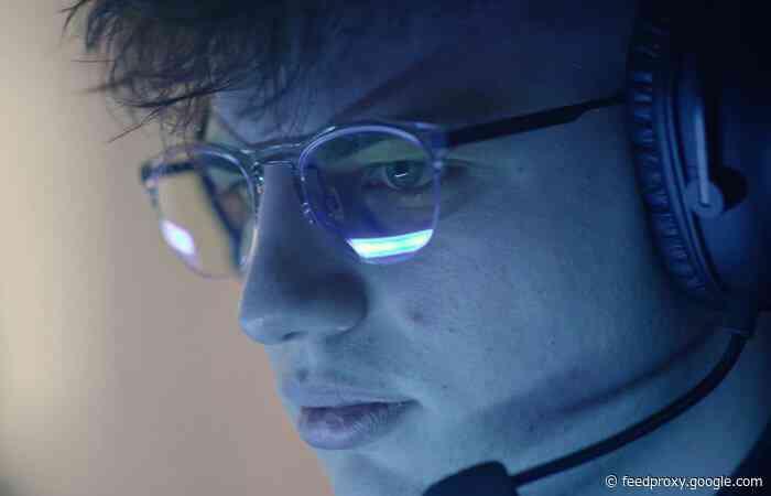 VIZOR blue light glasses $76 gaming, work and socializing