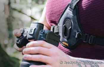 Skout G2 binocular and camera sling harness