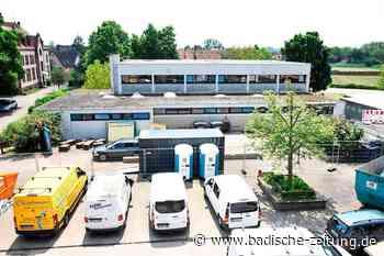 Wie es mit der Köndringer Schulturnhalle weitergeht - Teningen - Badische Zeitung