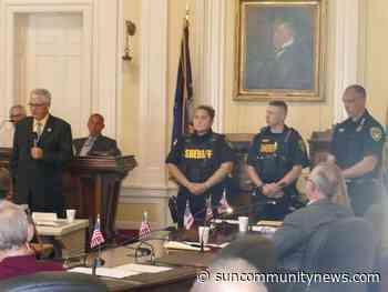 Essex deputies hailed as heroes - Sun Community News & Printing