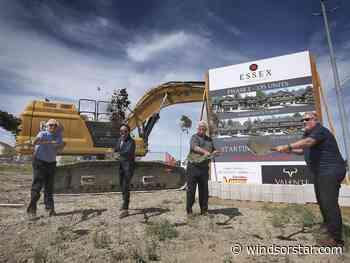 Valente begins construction on Essex subdivision off Maidstone Avenue - Windsor Star