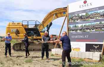Construction underway on major housing development in Essex - BlackburnNews.com