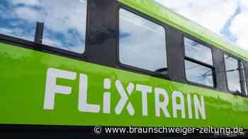 Flixtrain zufrieden mit Neustart - Netz wieder in Betrieb