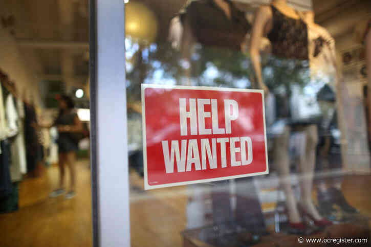 Unemployed Californians will have to resume job search