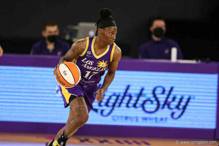 Sparks look to complete 2-game sweep of Phoenix on Friday