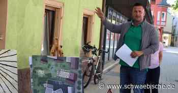 Sanierung statt Abriss: Im Bucher-Haus entsteht ein modernes Hotel - Schwäbische