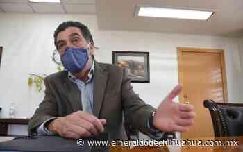 Recibirá un estado en mejores condiciones financieras: Fuentes Vélez - El Heraldo de Chihuahua