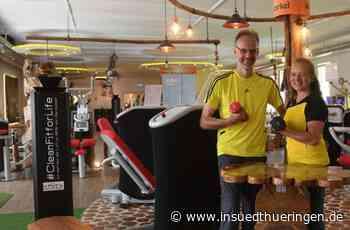 Fitnessstudios in Hildburghausen - Aufgewärmt für den Neustart - inSüdthüringen