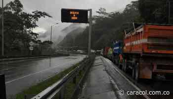 Si a culminación vía Buga-Buenaventura y proyecto 4G Mulaló-Loboguerrero - Caracol Radio