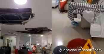 """""""Hay que colocar baldes en todas partes"""": alarmante situación en el hospital de Buenaventura - Noticias Caracol"""
