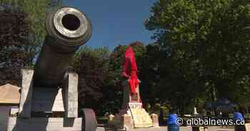 Kingston's Sir John A. Macdonald statue to be taken down, relocated